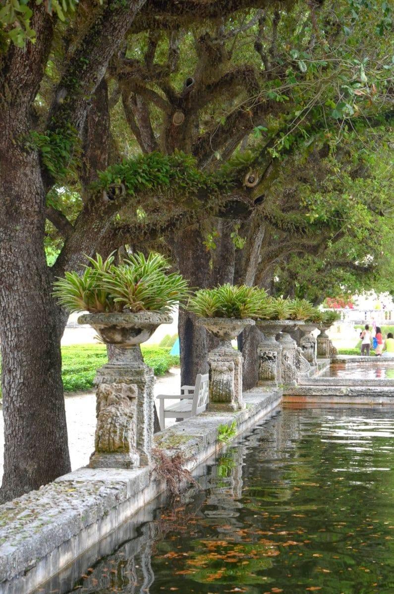 Italian-Inspired Gardens